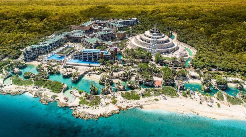 Hotel Xcaret, Riviera Maya