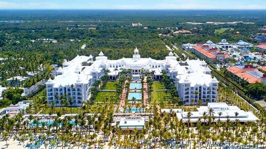 Río Palace, Punta Cana