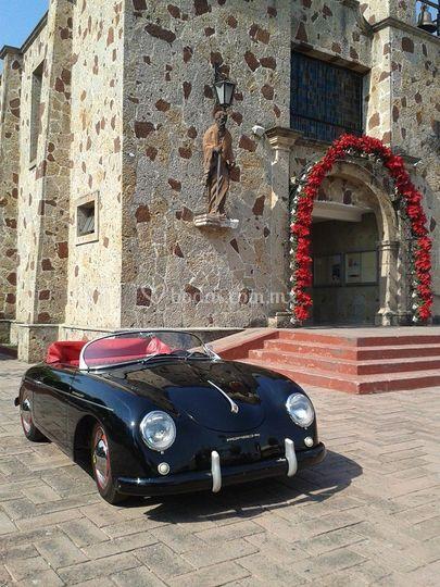 Porsche para su evento