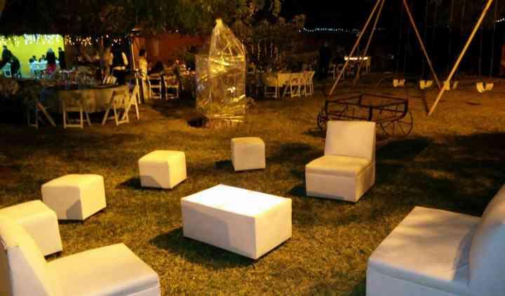 Salas Lounge para 8- 10 personas