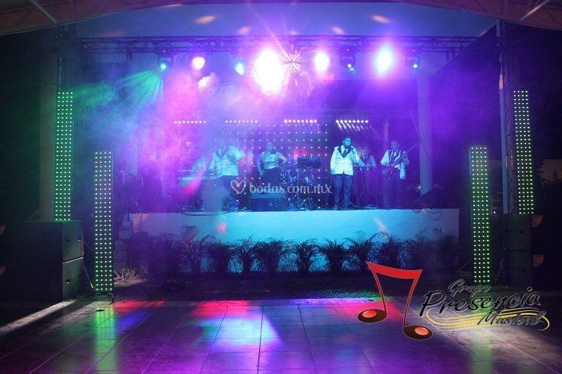 Grupo Presencia Musical