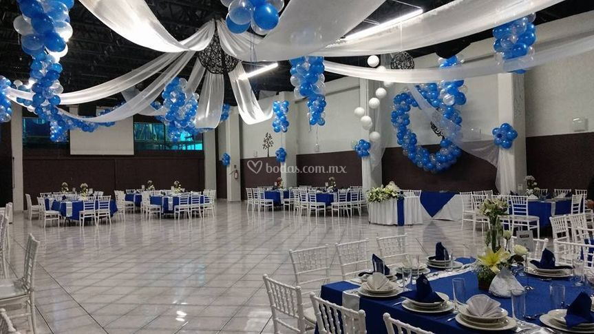 Panal eventos for Pabellon m salon de eventos