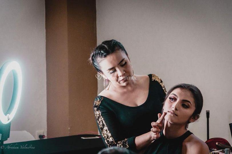 Nadia Cámara Makeup Artist