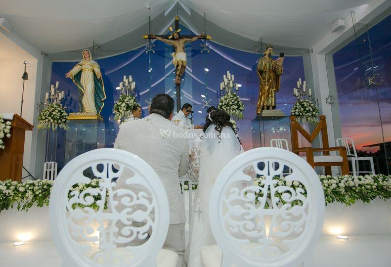 Capilla María Puerta del Cielo