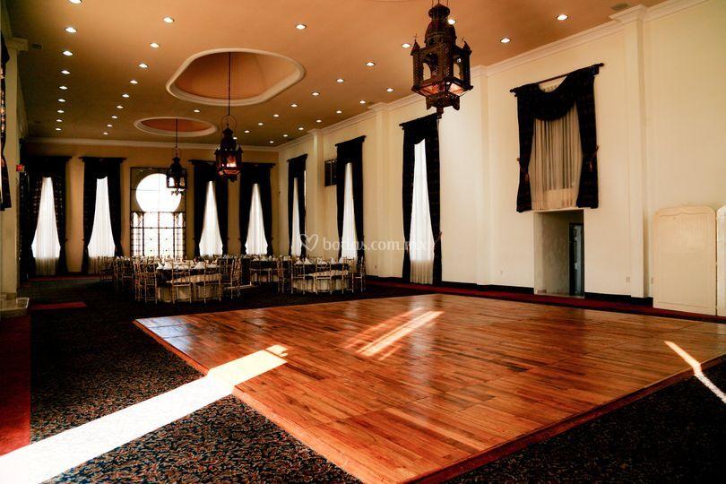 Salón Baruk