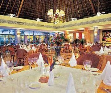 Distribución de las mesas para invitados