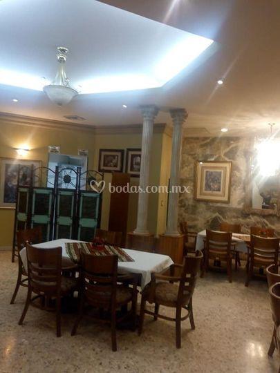 Salón La Greca