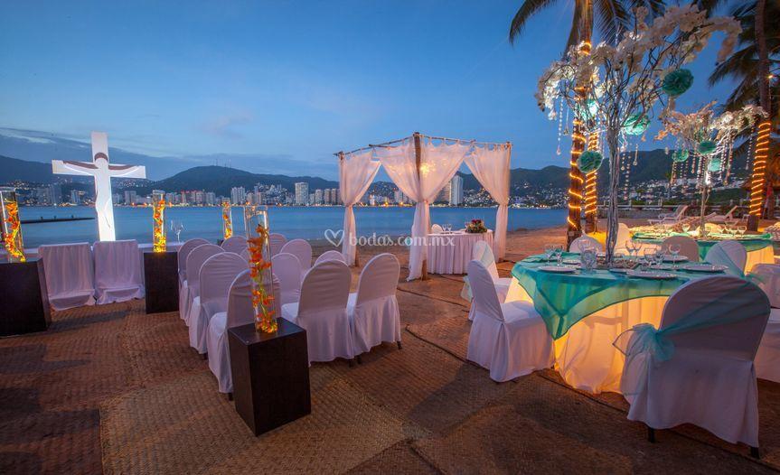 Park Royal Acapulco boda