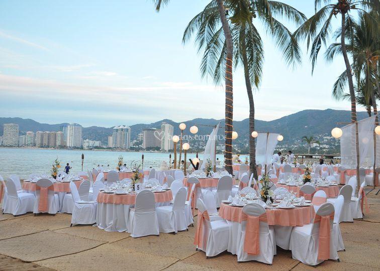 Park Royal Acapulco montaje