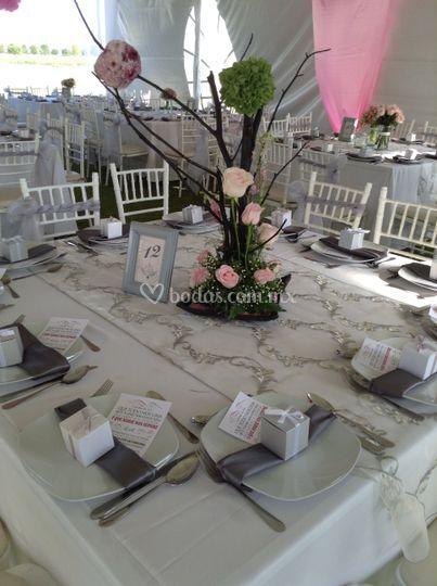 Árbol de mesa