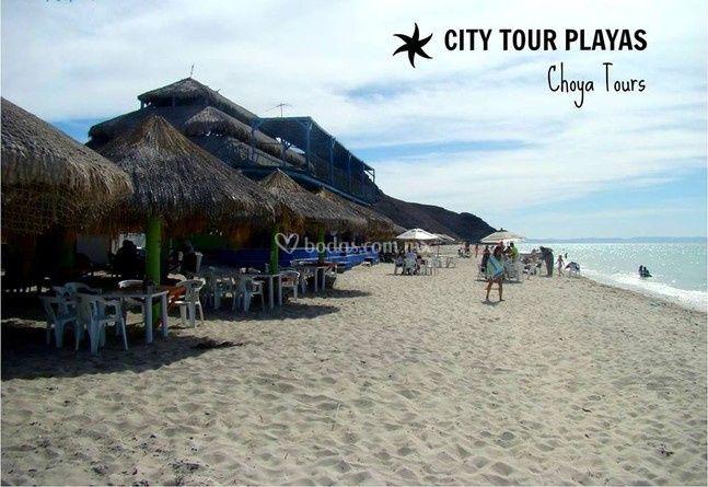 City Tour Playas