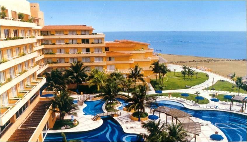 Vista desde suite de Hotel Fiesta Americana Veracruz  Fotos
