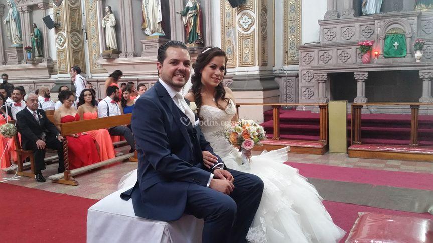 Ceremonia en Cuernavaca