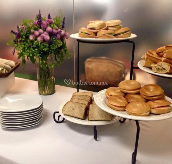 Sandwiches mini