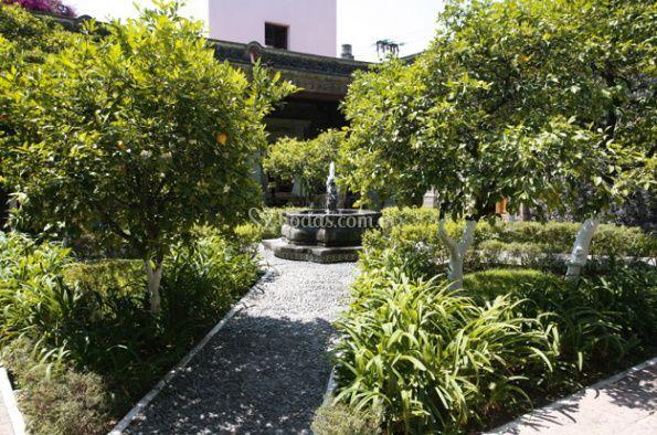 Hacienda de san fernando for Guarderia el jardin san fernando