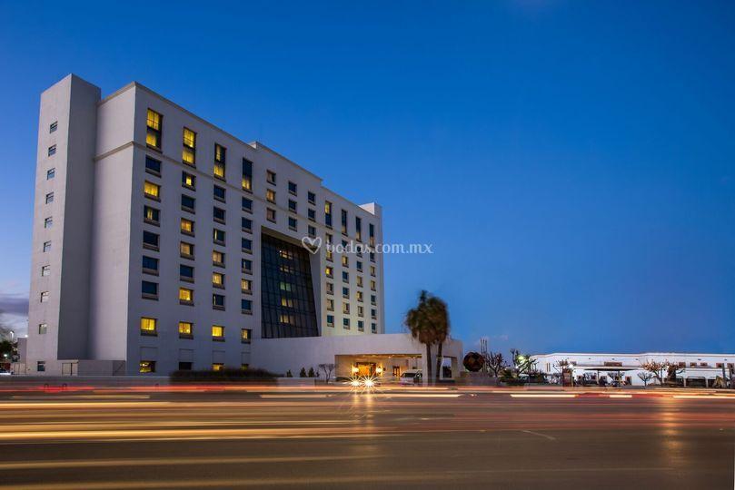 Hotel Fiesta Inn Ciudad Juárez