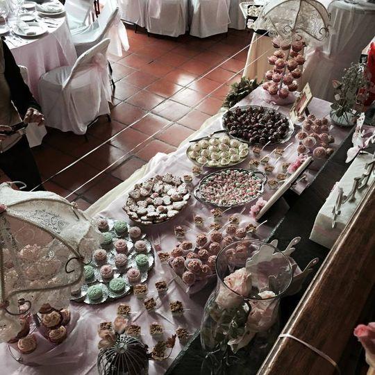 Barras de dulces