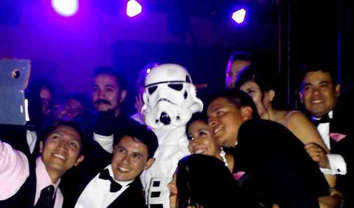 Botarga Storm Trooper