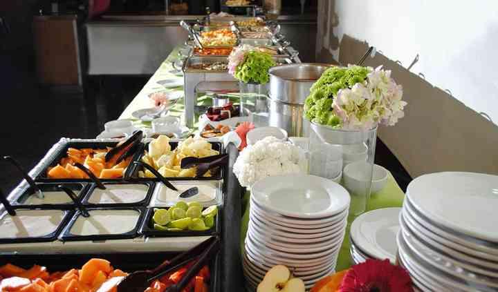 El buffet con más variedad