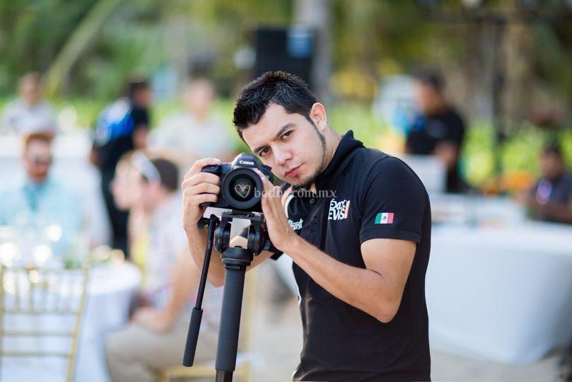Cinematógrafo Cristian Rada
