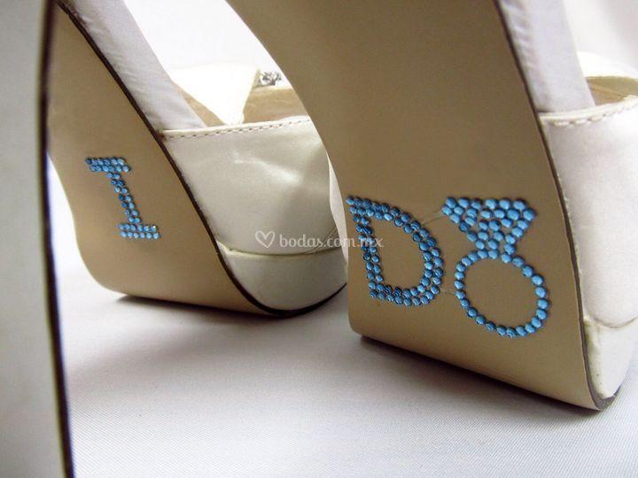 Stickers para zapatos