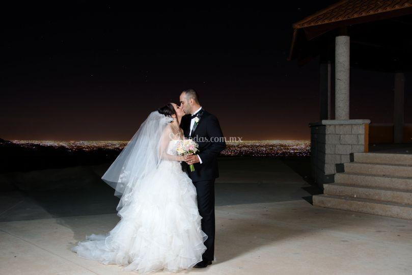 Laura y Juan en Juárez