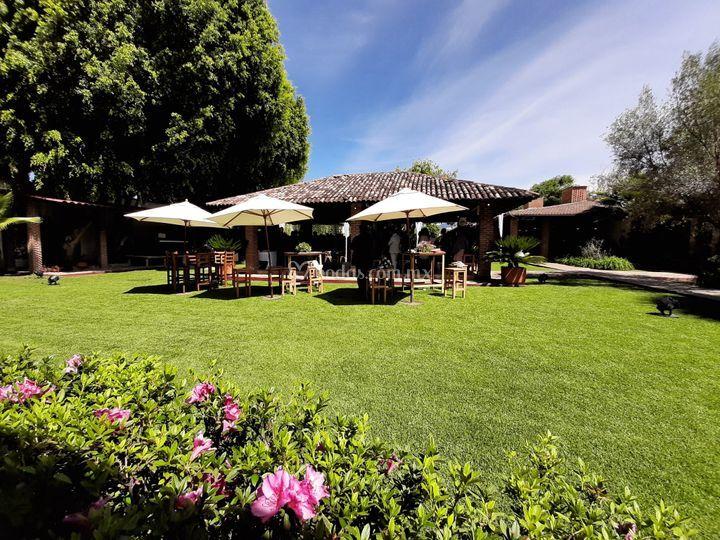 Jardín La Fuente Avandaro