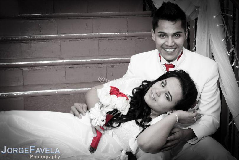 Stephanie & Erick
