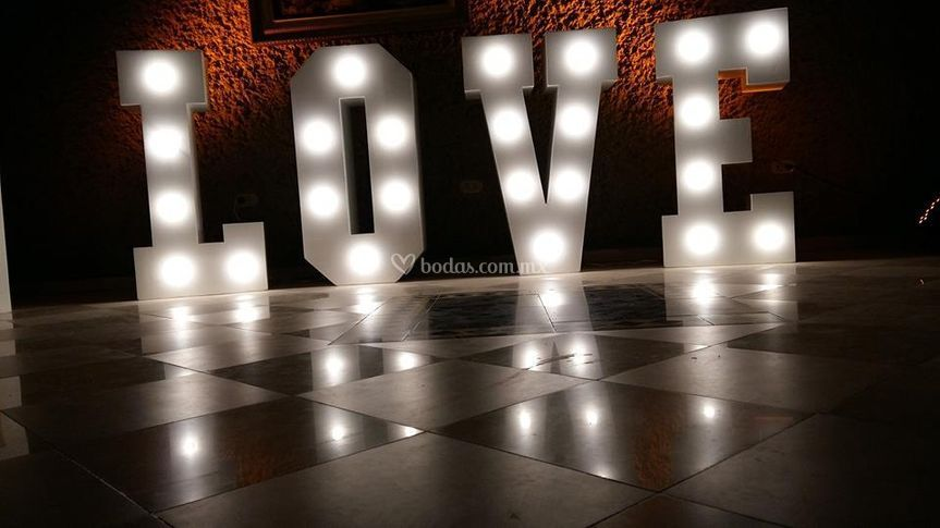 Letreros luminosos