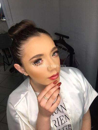 Maggie Grace MakeUp