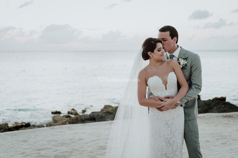 Mariana & Luke | Cozumel