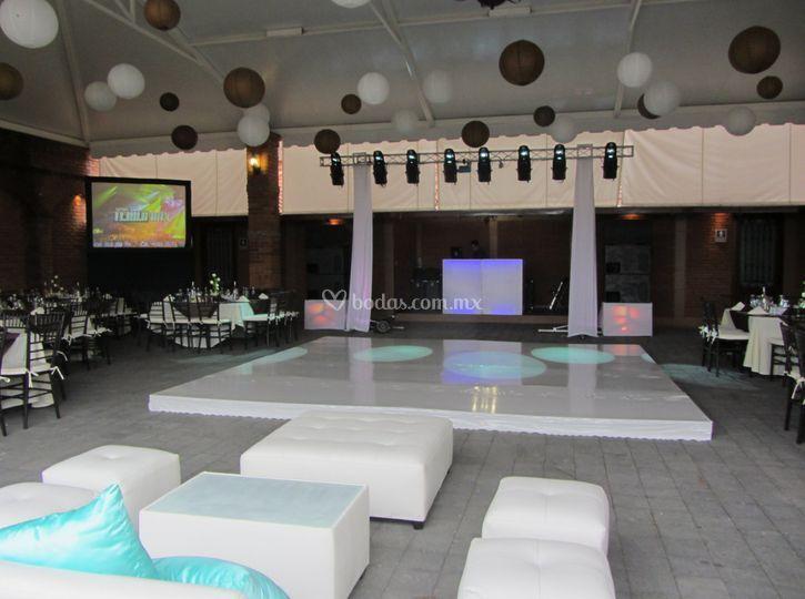 Salas lounge en salón