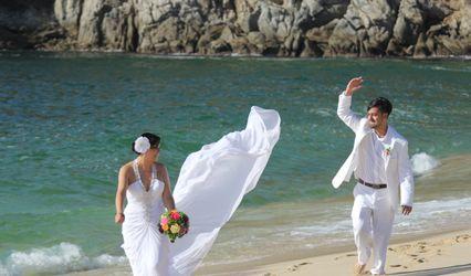 La boda de Michelle y Donald