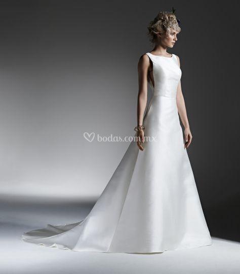 Estilo para la novia elegante