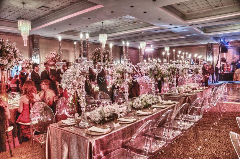 Eventos elegantes