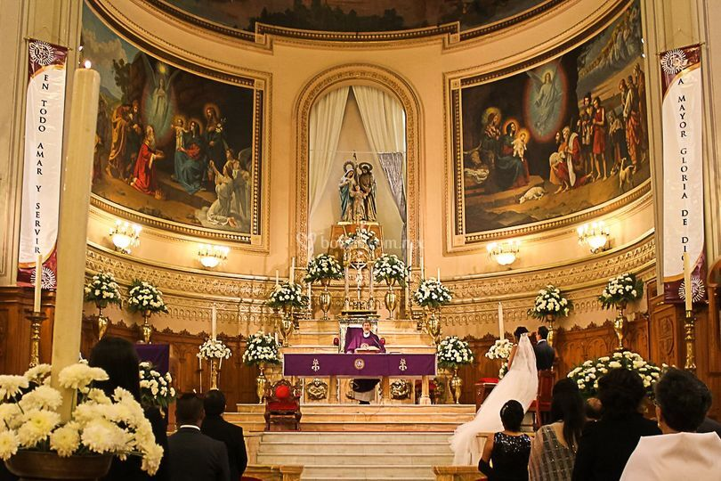 Parroquia de la Sagrada Familia