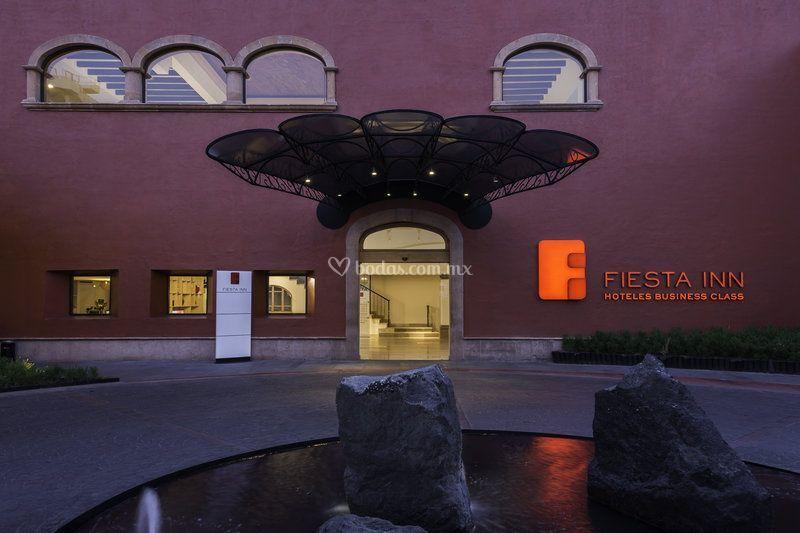 Hotel Fiesta Inn Querétaro