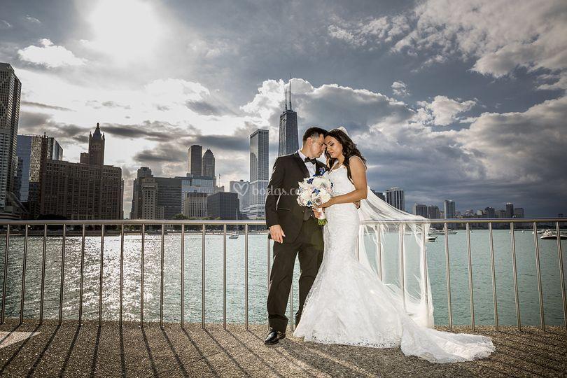 Boda Ana & Sergio en Chicago