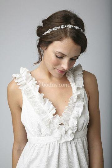 Accesorios para novia personalizados