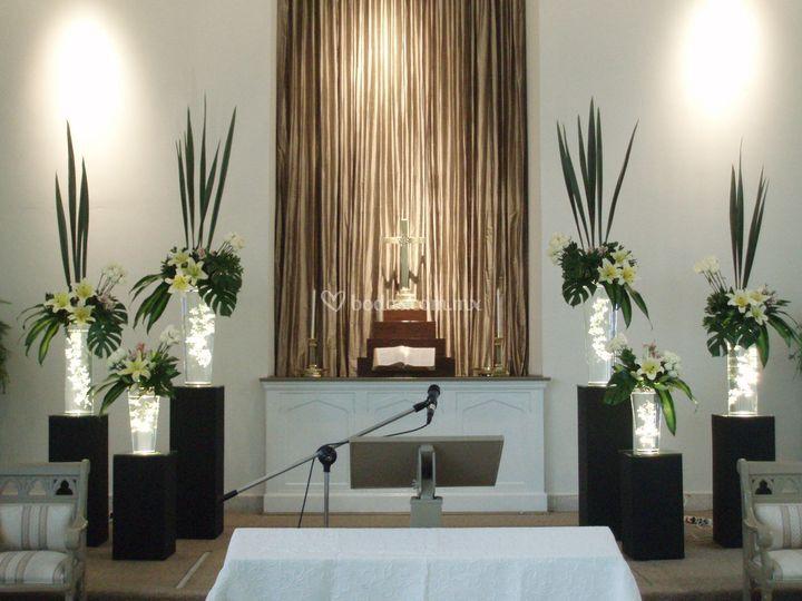 Iglesia  minimalista