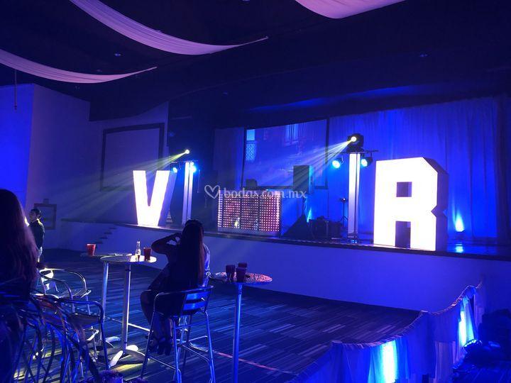 XV party