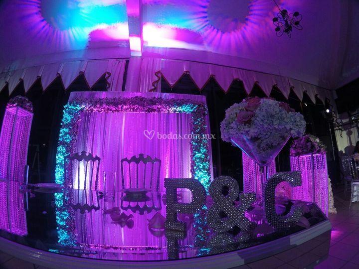 Decoraciones e iluminación