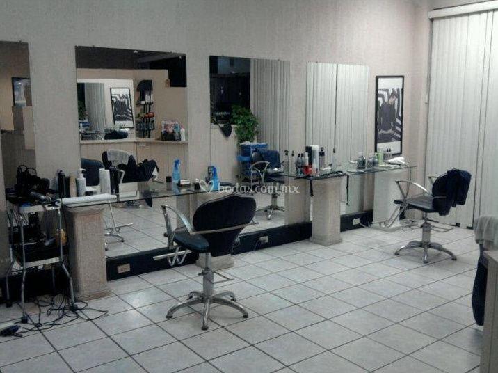 Londres hair salon - Salon de the londres ...