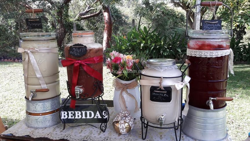Anís - Barra De Bebidas