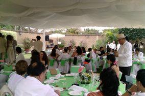 Boda en jardín en Morelos