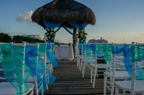 Ceremonia en Cozumel