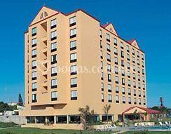 Fachada del Hotel Fiesta Inn Tampico