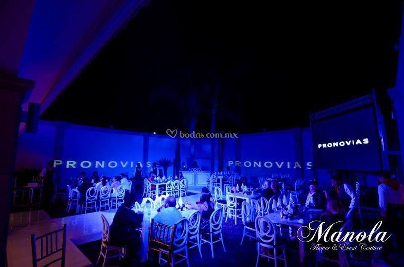 Inauguración Pronovias