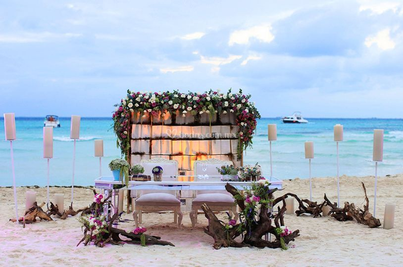 Sal y Mar Eventos Cancún Plaza