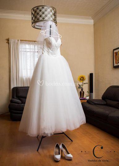 Inspiración en vestidos